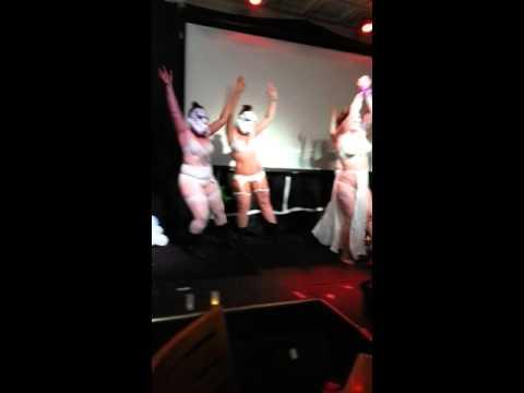 Sirens & Stilettos Cabaret Nerdlesque Show Kick Off Star Wars burlesque