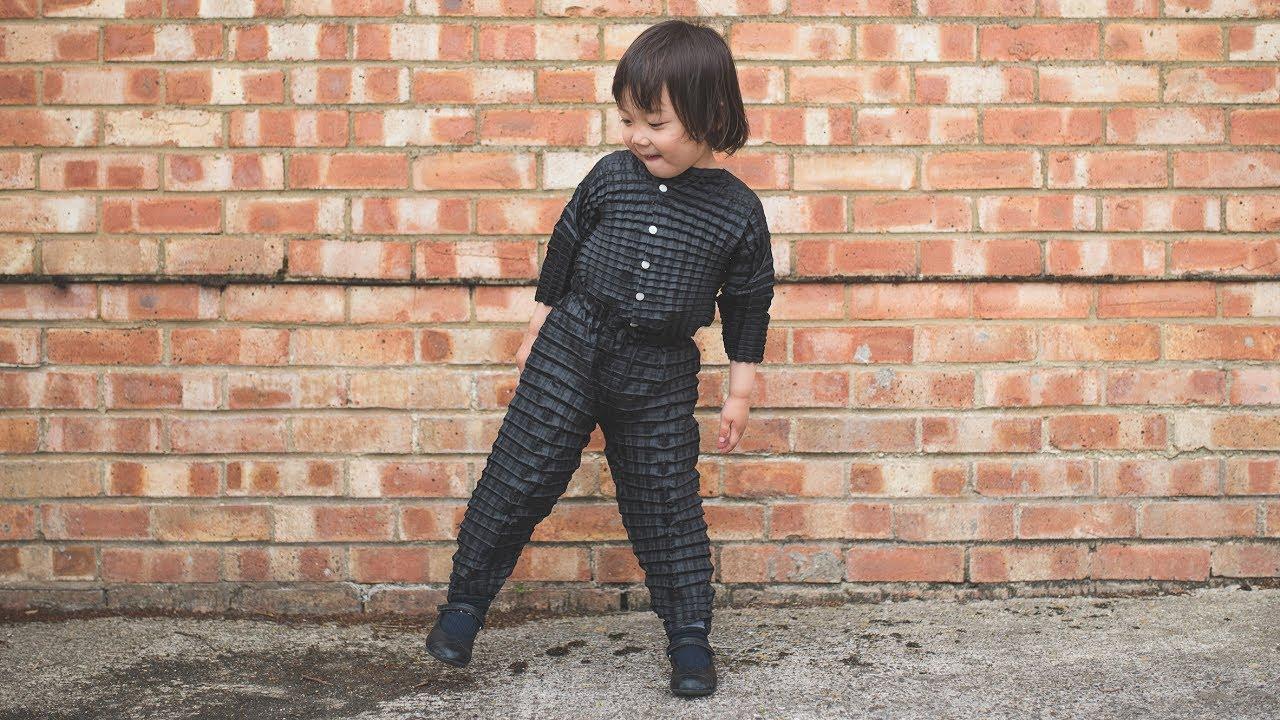 5d1d99726 Ryan Mario Yasin s Petit Pli kids clothing expands to fit as ...