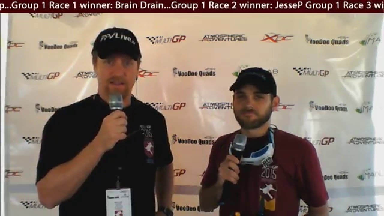 MultiGP 2015 Championship Interview with Highwind FPV