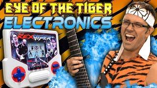 Rex Viper - Eye of the Tiger Electronics (Music Video)