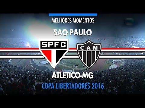 Melhores Momentos - São Paulo 1 x 0 Atlético-MG - Libertadores - 11/05/2016 - Fox Sports HD
