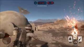 Star Wars Battlefront: PC vs PS4 - Controller Sensitivity Comparison