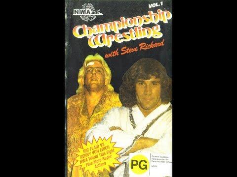 Championship Wrestling with Steve Rickard Vol. 1