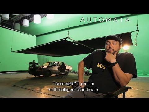 Automata  Intervista al regista Gabe Ibáñez