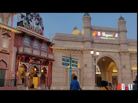 Bollywood Parks, Dubai