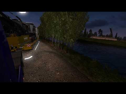 Euro Truck Simulator 2 - Moscow to Valday - Part 2