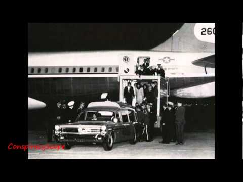 Newly discovered Post-JFK Assassination Air Force One Flight Deck Recordings (11-22-1963)