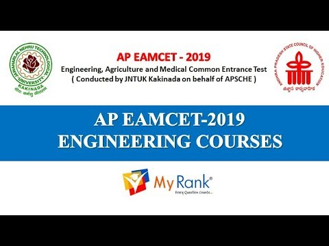 AP EAMCET 2019