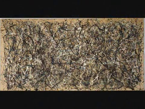 Top Twenty Jackson Pollock Paintings