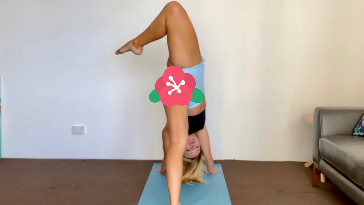 How to Stretch for wall Headstand