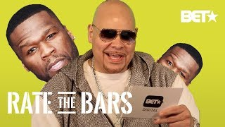 Rate The Bars: Fat Joe Rates Former Rivals Jay-Z And 50 Cent