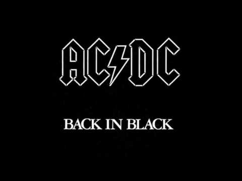 ACDC - Back in Black Remix