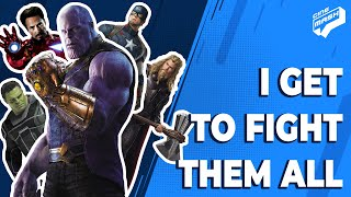 The Only Reason Why Josh Brolin Agreed to Play Thanos