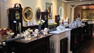 видео Качественная итальянская мебель claudio saoncella