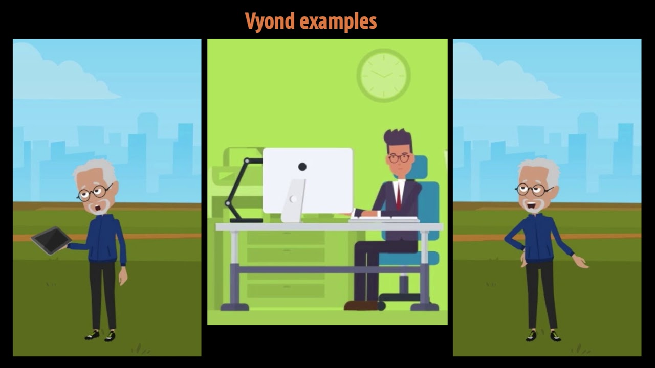 Vyond example