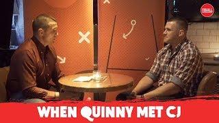 OTB RUGBY | Alan Quinlan in conversation w/ CJ Stander