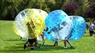 Надувные шары для Бампербола