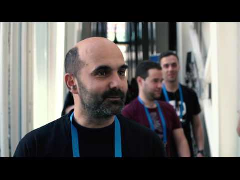 Voxxed Athens 2017 :: Backstage Attendee Interview with Stavros Messinis