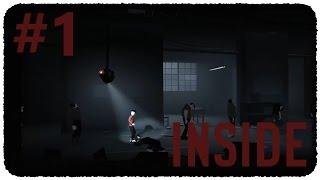 Достойный Наследник Limbo ● INSIDE #1