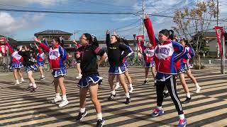 第39回高萩市産業祭 練習風景.