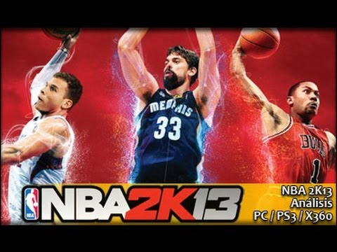 NBA 2K13 [Análisis]