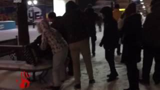 17-летний парень устроил обнаженку на Кировке, вдохновившись другим безумным поступком