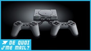 Playstation Mini : Sony sort sa console rétro  DQJMM (1/2)