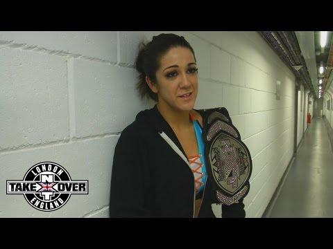 Bayley Spricht über Ihr Match Gegen Nia Jax: WWE.com Exclusive – 16. Dezember 2015