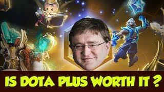 IS THE NEW DOTA Plus Worth It ?!