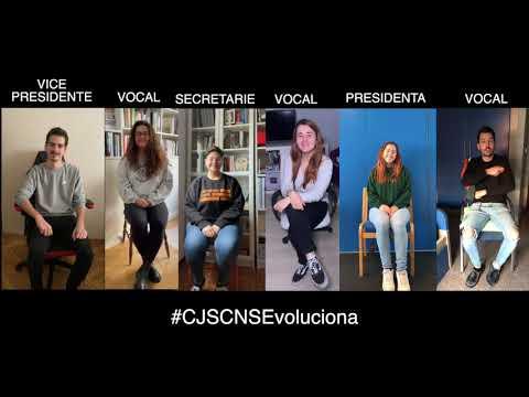 Candidatura #CJSCNSEvoluciona
