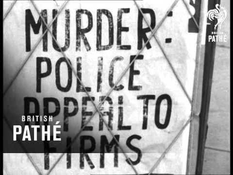 Birmingham Murder Hunt Aka Manhunt (1960)