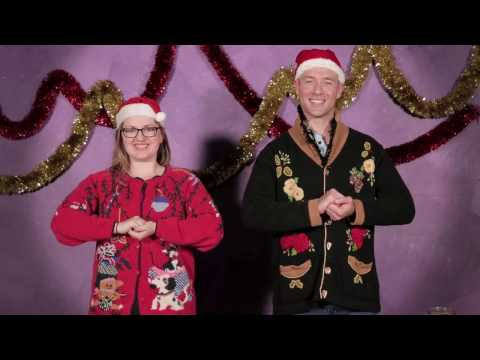 Colin Buchanan's 'The 12 Days of Christmas - Sydney Version' - with Laura & Duncan