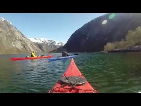 Magnificent Sea kayaking