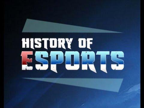 Gaming - History of eSports