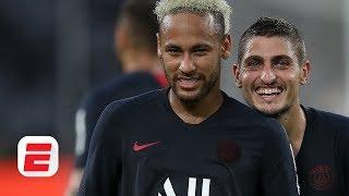 Is Neymar using Real Madrid to make a Barcelona return happen? | ESPN FC