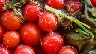 Царские сладкие помидоры на зиму