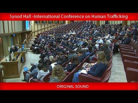 Syndod Hall - International Conference on Human Trafficking 2019-04-11