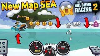 Hill Climb Racing 2 - 🌊 New Map OCEAN 🌊 !!! It