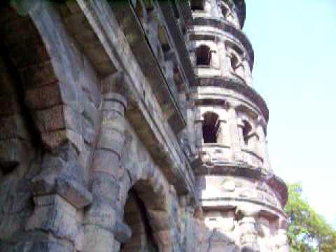 The Porta Nigra in Trier, Germany