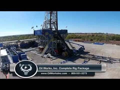 Complete Drilling Rig Packages