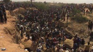 Au Niger, ruée vers l'or près de Niamey I AFP Reportage