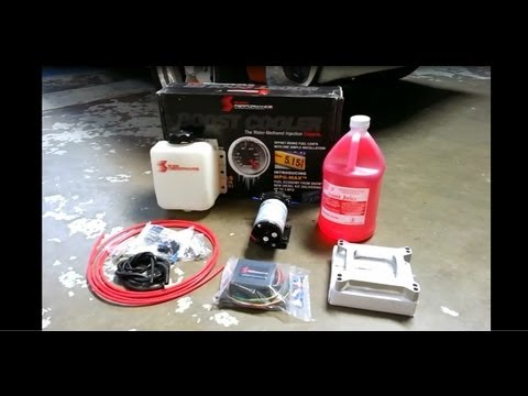 Installing The Snow Performance Watermethanol Injection Kit Youtube
