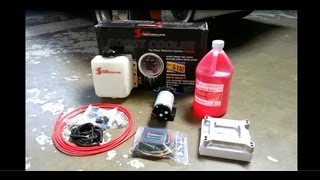 Installing The Snow Performance Water/Methanol Injection Kit