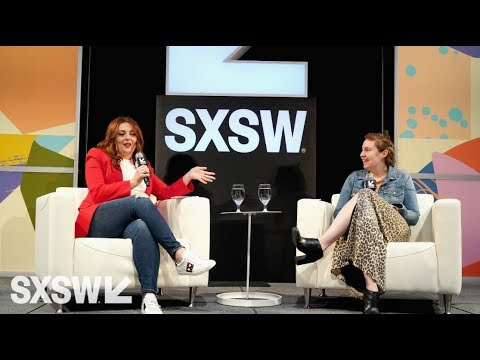 Lena Dunham & Samantha Barry | Authenticity and Media | SXSW ...