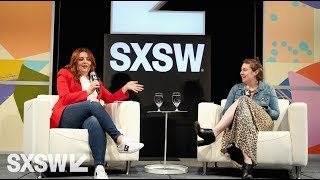 Lena Dunham & Samantha Barry | Authenticity and Media | SXSW 2018