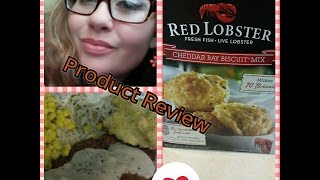 Product Review Red Lobster Cheddar Bay Biscuit Mix
