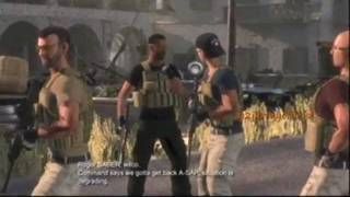 BlackWater xbox 360 Kinect Playthrough Part 1