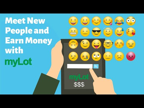 MyLot - Get Paid To Chat Online And Meet New People