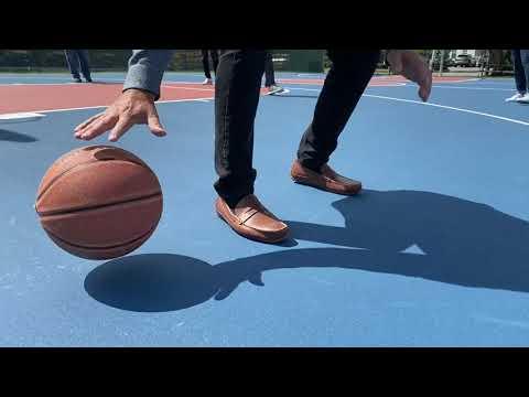 Pennsauken's St. Martins Park Basketball Court has been Refurbished