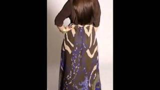 Платья больших размеров - коллекция IGIGI, осень 2011(Изумительная осення коллекция 2011г для полных женщин от IGIGI. Непревзойденное качество, неповторимые краски..., 2011-10-05T19:58:31.000Z)